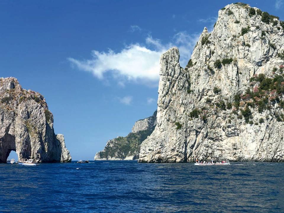 很漂亮的意大利岛
