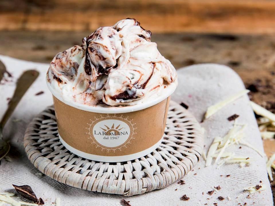 意式的很好吃冰淇淋